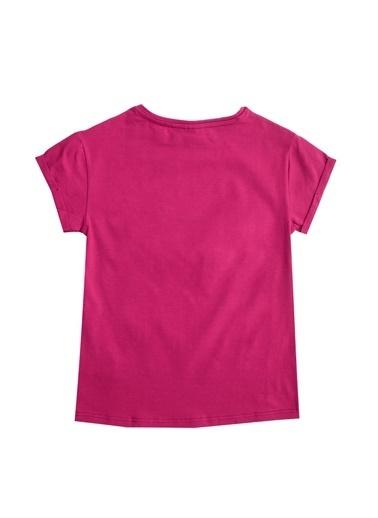 Barbie Tişört Mürdüm